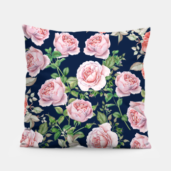Mysteries Roses Pillow thumbnail image