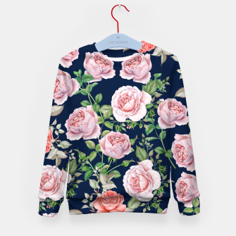 Mysteries Roses Kid's sweater thumbnail image