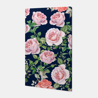 Mysteries Roses Canvas thumbnail image