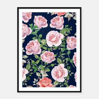Miniaturka Mysteries Roses Framed poster, Live Heroes