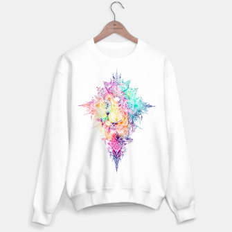 Thumbnail image of anosognosia - mandala Sweater regular, Live Heroes