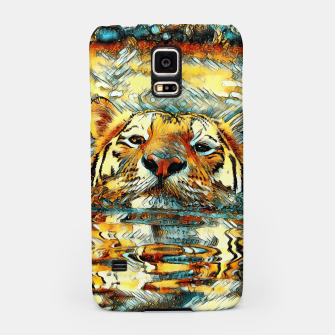 Miniaturka AnimalArt_Tiger_20170601_by_JAMColors Samsung Case, Live Heroes