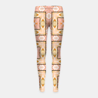 Thumbnail image of kaleido fun 3183  Girl's leggings, Live Heroes