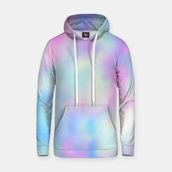 Thumbnail image of Pastel Palette Cotton hoodie, Live Heroes