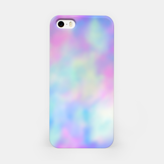 Thumbnail image of Pastel Palette iPhone Case, Live Heroes
