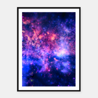 Miniature de image de The center of the Universe (The Galactic Center Region ) Framed poster, Live Heroes