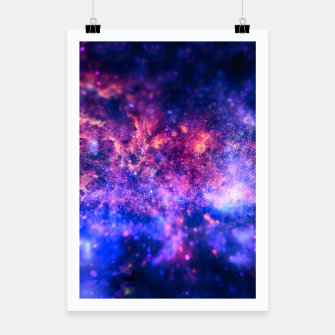 Thumbnail image of The center of the Universe (The Galactic Center Region ) Poster, Live Heroes