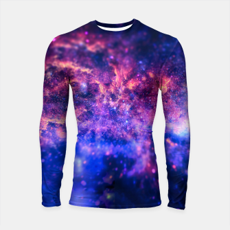 Thumbnail image of The center of the Universe (The Galactic Center Region ) Longsleeve rashguard , Live Heroes