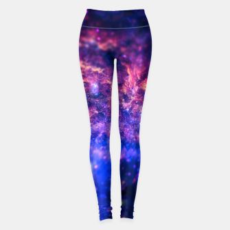 Miniature de image de The center of the Universe (The Galactic Center Region ) Leggings, Live Heroes