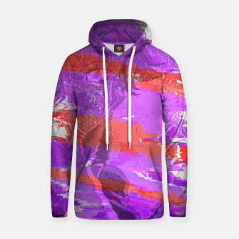Thumbnail image of y4nd3r3 Cotton hoodie, Live Heroes