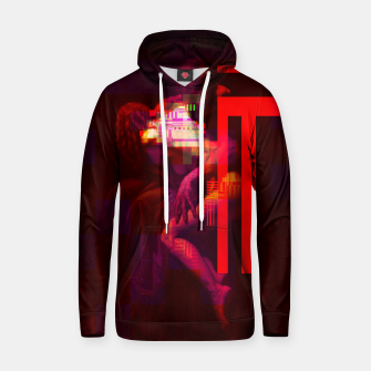 Thumbnail image of l0v3r5 3mbr4c3 Cotton hoodie, Live Heroes