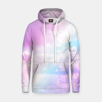 Thumbnail image of Pastel Rainbow Aesthetic Cotton hoodie, Live Heroes
