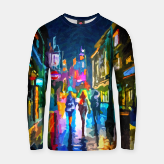 Thumbnail image of Art1st1k II Cotton sweater, Live Heroes
