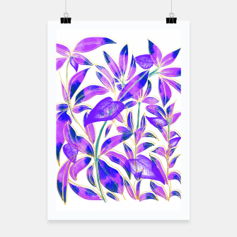 Thumbnail image of Ultraviolet Nature Poster, Live Heroes