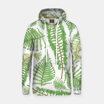 Thumbnail image of Ferna Cotton hoodie, Live Heroes