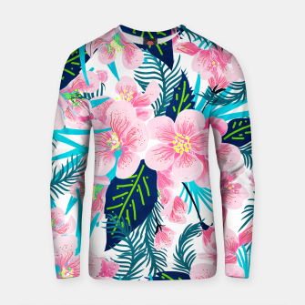 Thumbnail image of Floral Gift Cotton sweater, Live Heroes