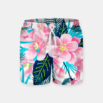 Thumbnail image of Floral Gift Swim Shorts, Live Heroes