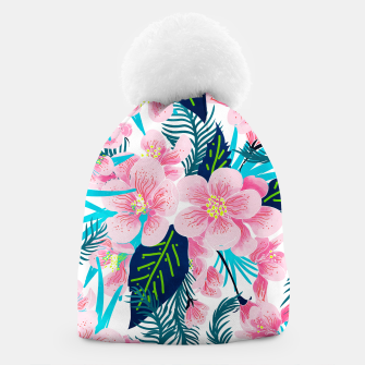 Miniatur Floral Gift Beanie, Live Heroes