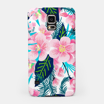 Thumbnail image of Floral Gift Samsung Case, Live Heroes