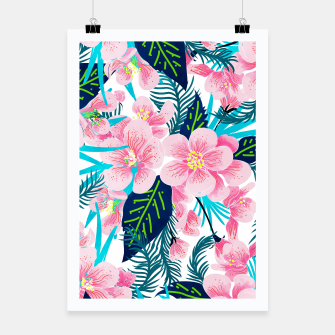 Thumbnail image of Floral Gift Poster, Live Heroes