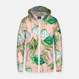 Thumbnail image of Lilyka Cotton zip up hoodie, Live Heroes