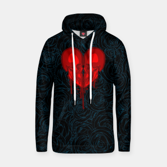 Thumbnail image of Eternal Valentine Cotton hoodie, Live Heroes
