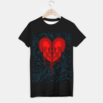 Thumbnail image of Eternal Valentine T-shirt regular, Live Heroes