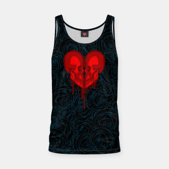 Thumbnail image of Eternal Valentine Tank Top, Live Heroes