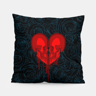 Thumbnail image of Eternal Valentine Pillow, Live Heroes