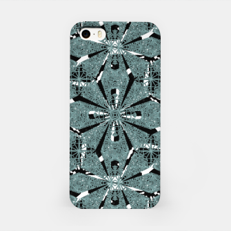 Thumbnail image of Modern Oriental Ornate Pattern iPhone Case, Live Heroes