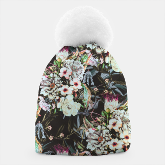 Thumbnail image of Dark flowery colorful bouquet Gorro, Live Heroes
