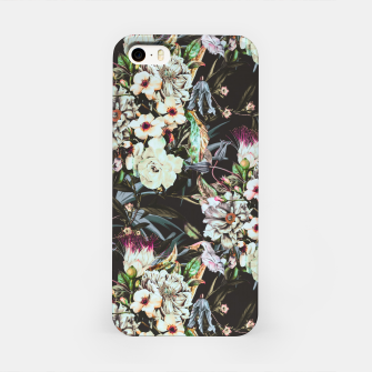 Thumbnail image of Dark flowery colorful bouquet Carcasa por Iphone, Live Heroes