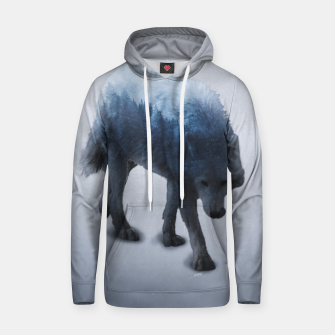 Thumbnail image of Hungry Cotton hoodie, Live Heroes