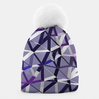 Thumbnail image of 3D Futuristic GEO Lines X Beanie, Live Heroes