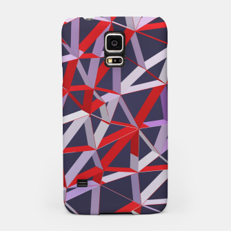Thumbnail image of 3D Futuristic GEO Lines VI Samsung Case, Live Heroes