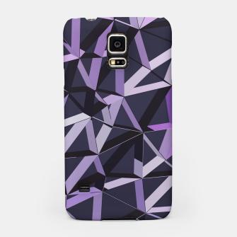 Thumbnail image of 3D Futuristic GEO Lines VII Samsung Case, Live Heroes