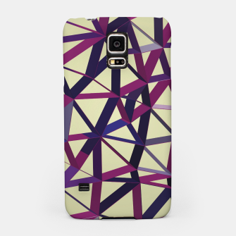 Thumbnail image of 3D Futuristic GEO Lines XI Samsung Case, Live Heroes