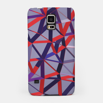 Thumbnail image of 3D Futuristic GEO Lines XIII Samsung Case, Live Heroes