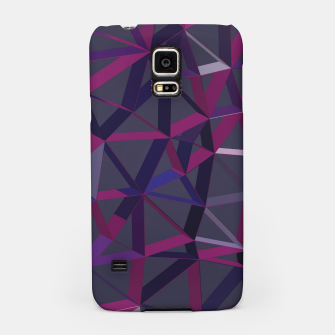 Thumbnail image of 3D Futuristic GEO Lines IX Samsung Case, Live Heroes
