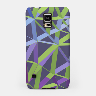 Thumbnail image of 3D Futuristic GEO Lines XIV Samsung Case, Live Heroes