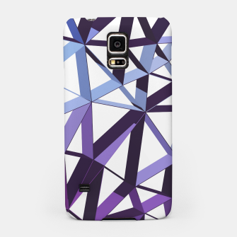 Thumbnail image of 3D Futuristic GEO Lines XV Samsung Case, Live Heroes