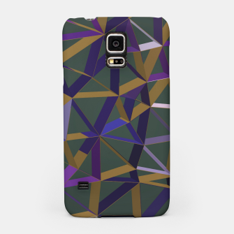 Thumbnail image of 3D Futuristic GEO Lines XII Samsung Case, Live Heroes
