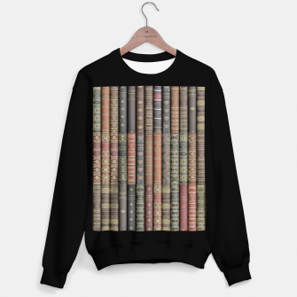 Thumbnail image of Keep Reading Sweater regular, Live Heroes