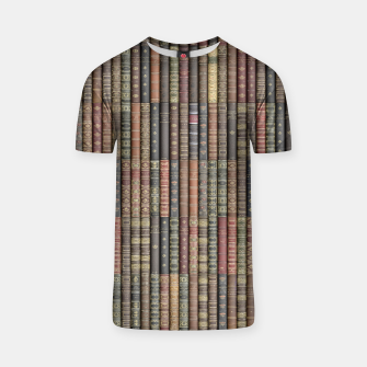 Thumbnail image of Keep Reading T-shirt, Live Heroes