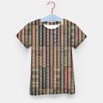 Thumbnail image of Keep Reading Kid's t-shirt, Live Heroes