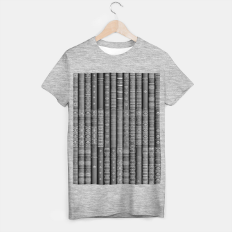 Keep Reading B&W T-shirt regular thumbnail image