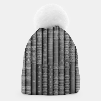 Keep Reading B&W Beanie thumbnail image