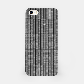 Keep Reading B&W iPhone Case thumbnail image