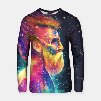 Thumbnail image of Source Connection Cotton sweater, Live Heroes