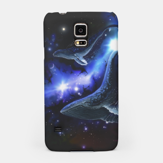The Song of Floating Angels Samsung Case thumbnail image